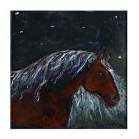 horses-diamond-bevkadowart