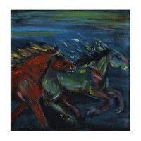 horses-shotgun-bevkadowart