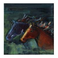 horses-jinx-bevkadowart