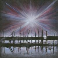 sunriseharbor-bevkadowart