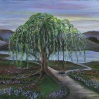 willow-rose-bevkadowart