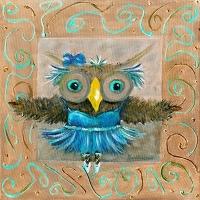 10-Owls-HooRah_BevKadowArt.jpg